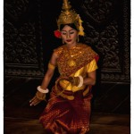 Cambodian Dancer in costume